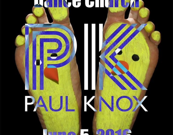 Dance Church Cover June 5, 2016