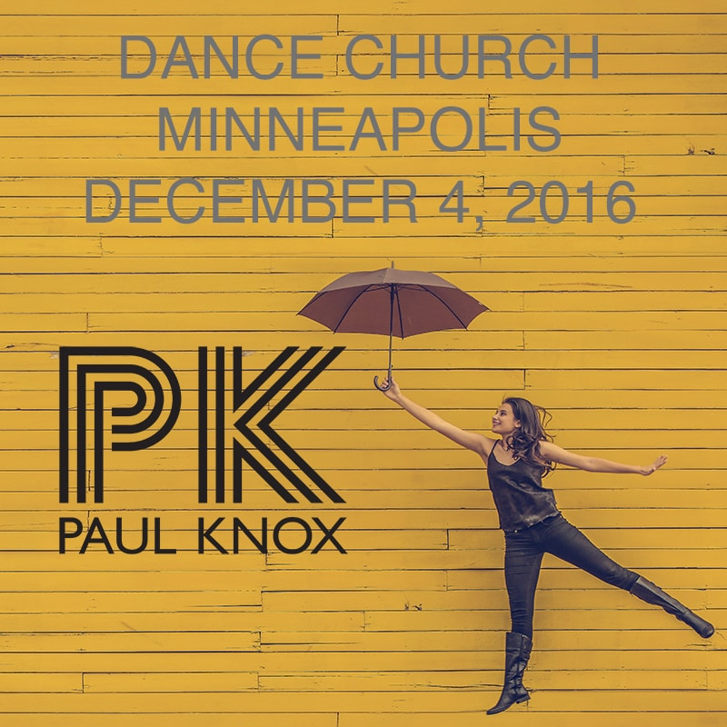 Dance Church December 4, 2016
