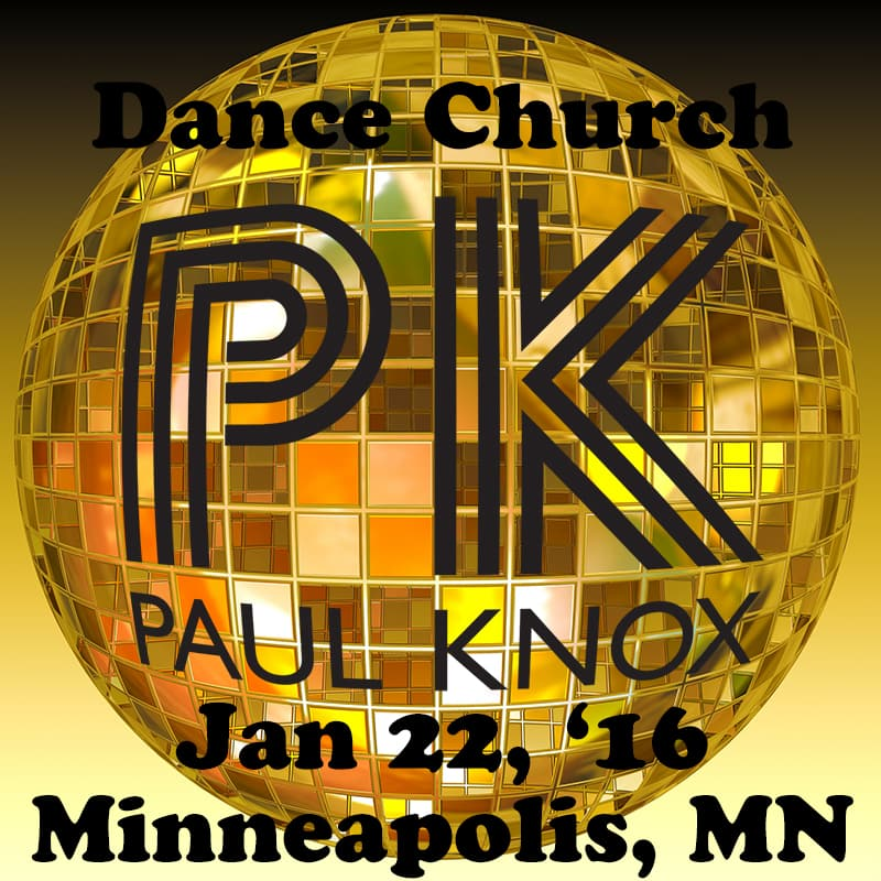 Dance Church Cover Art January 22, 2017