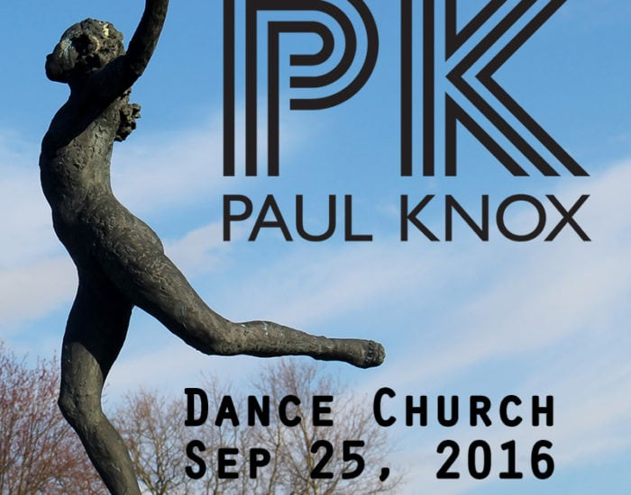 Dance Church Mix Cover September 25, 2016