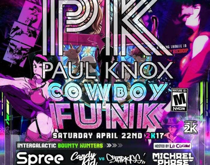 Cowboy Funk Cover Mixes