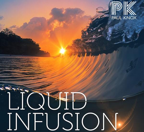 Liquid Infusion Drum & Bass Cover Art