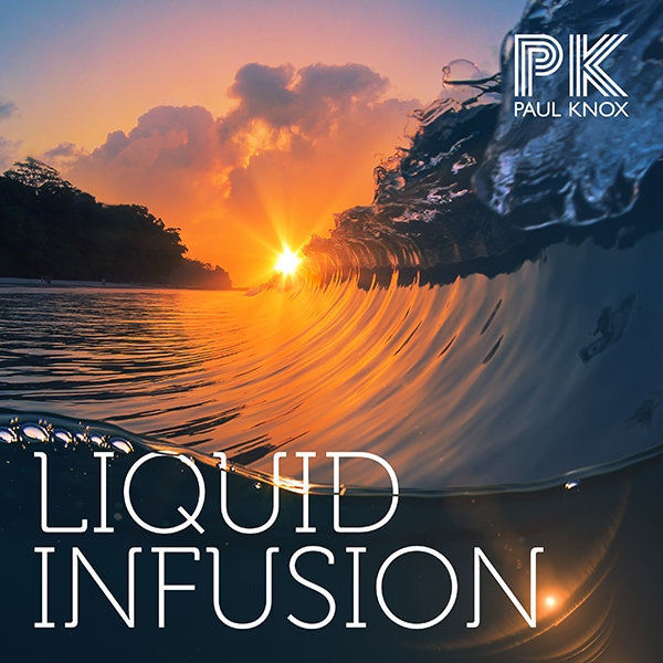 Liquid Infusion Drum & Bass Cover Art