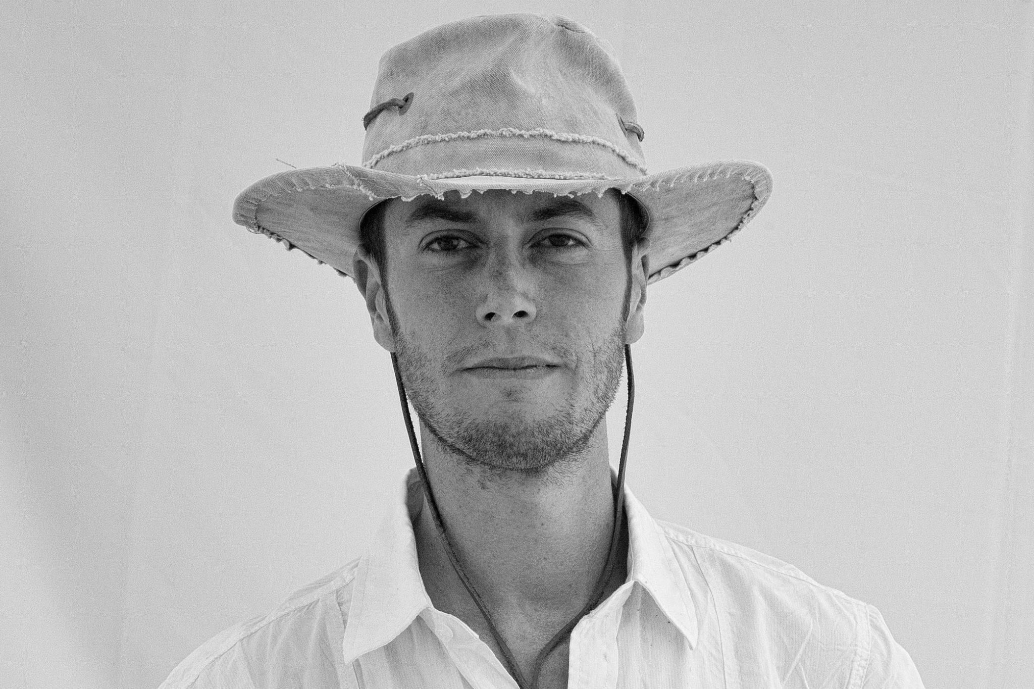 Paul Knox at Burning Man
