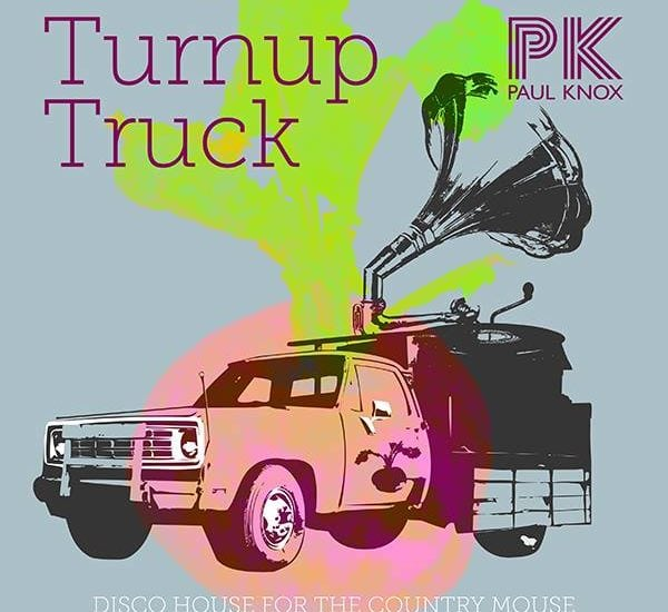 Turnup Truck DJ Mixes Cover Art
