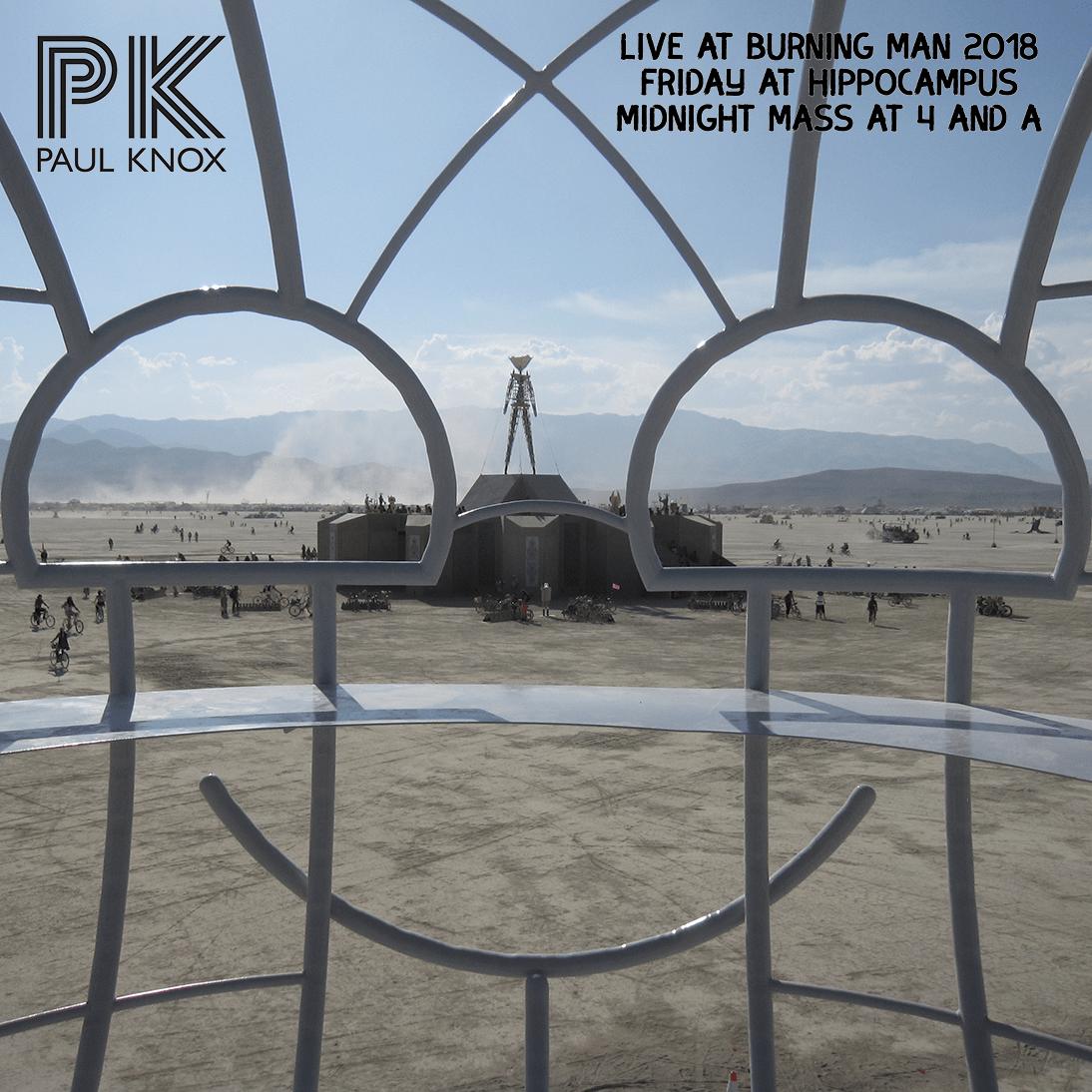 Burning Man Live Mixes 2018