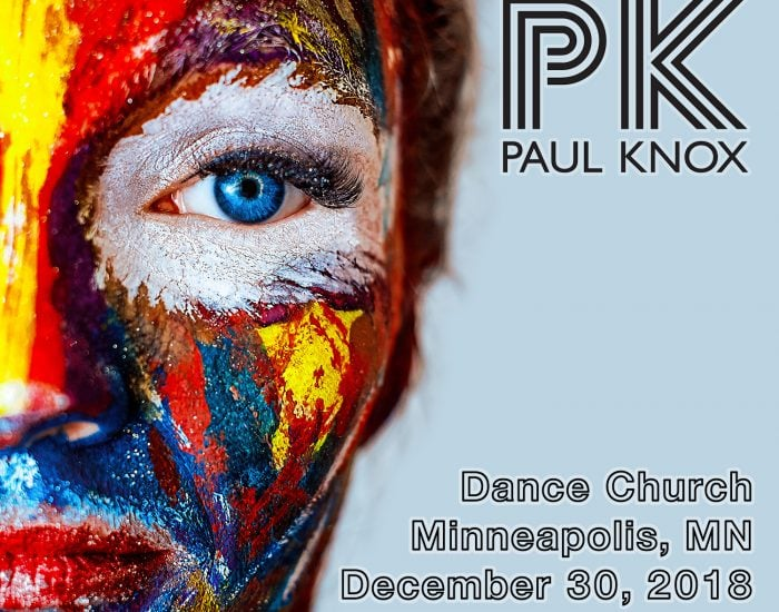 Dance Church December 30 2018 Cover Art