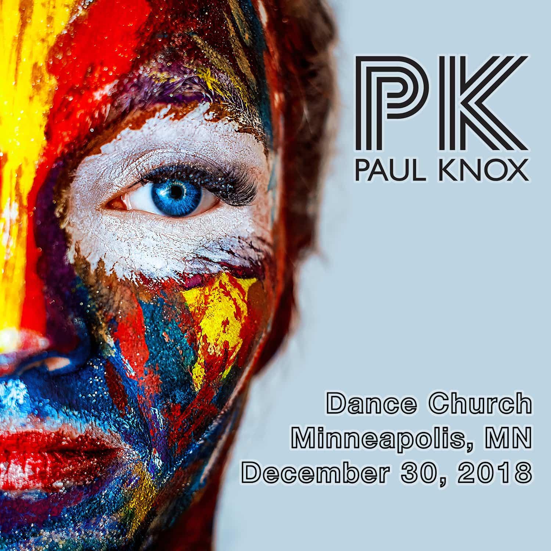 Dance Church December 30 2018 Cover Art