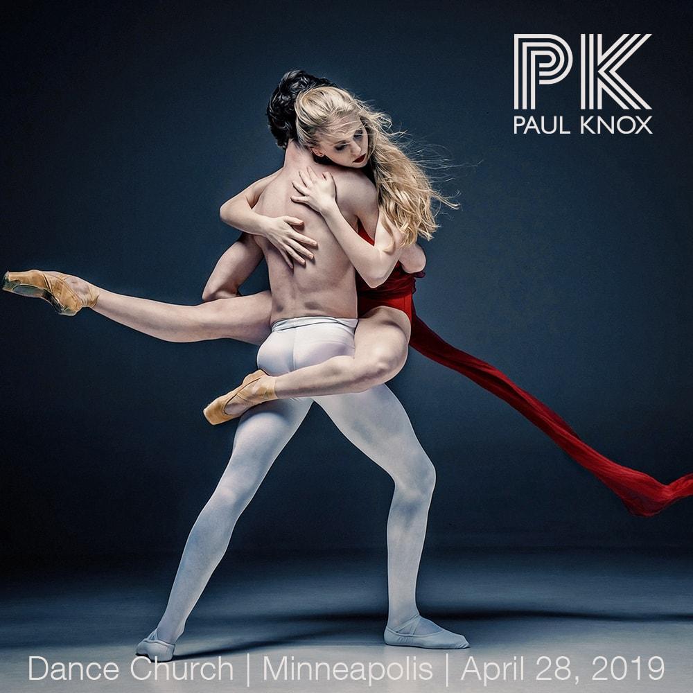 Dance Church April 28 2019 Cover Art