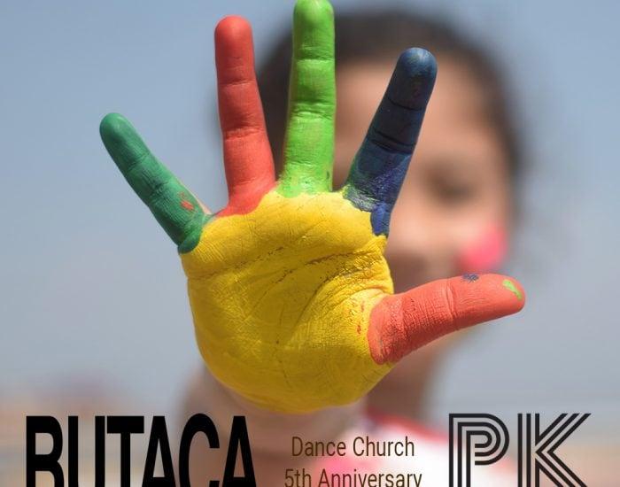Dance Church June 9, 2019 cover art