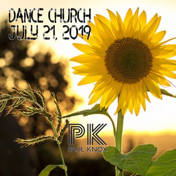 Dance Church July 21, 2019 cover art
