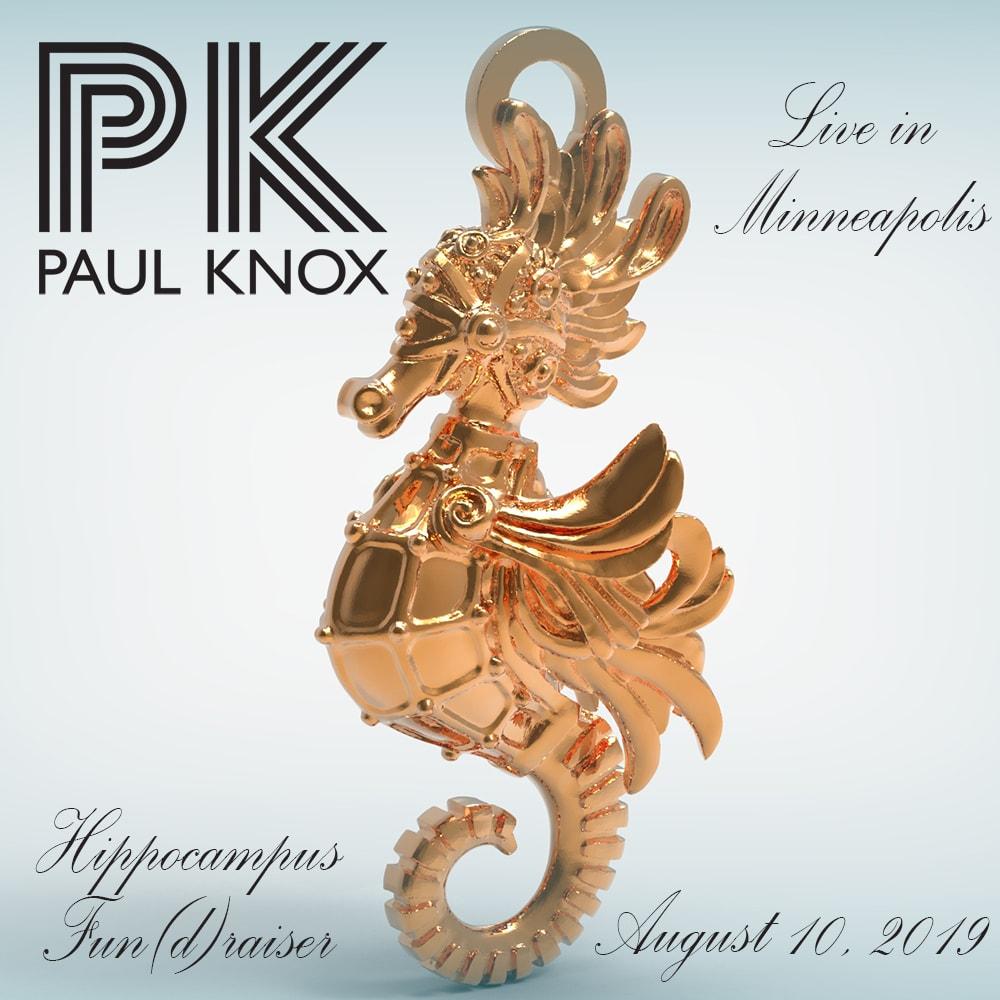 Hippocampus Minneapolis Fundraiser 2019 Cover Image